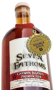 Seven Fathoms Rum 750ml